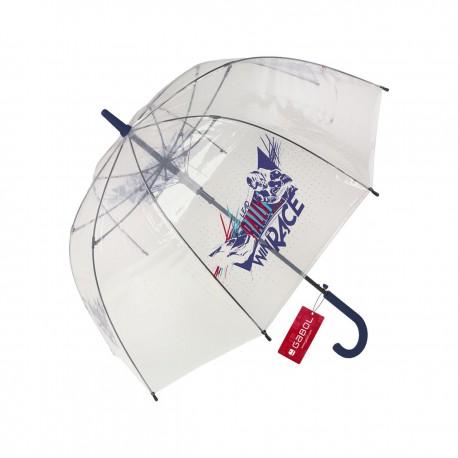 چتر عصایی شفاف Speed سایز 81cm