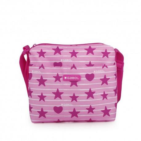 کیف دوشی Shiny سایز 7×20×22