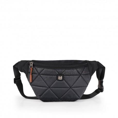 کیف کمری زنانه Libra سایز 6×16×29 - مشکی