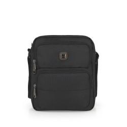کیف دوشی مردانه Buddy سایز 7×24×20 - مشکی