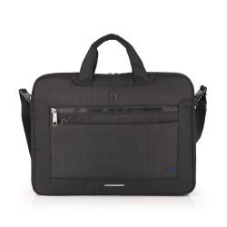 کیف لپ تاپ دو زیپ 15.6 اینچی Info سایز 9×31×42 - مشکی