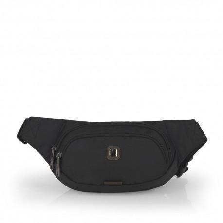 گابل Gabol کیف کمری مردانه Buddy سایز 5×13×35 - مشکی