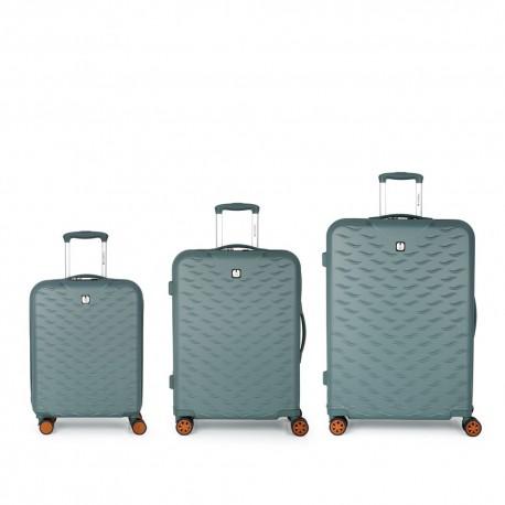 ست چمدان سخت Piscis