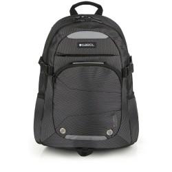 کوله پشتی Black سایز 20×46×34