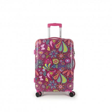 چمدان سخت سایز متوسط Lucky