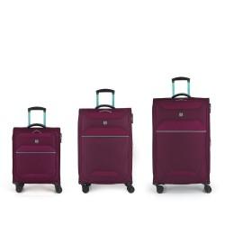ست سه تایی چمدان نرم Giro