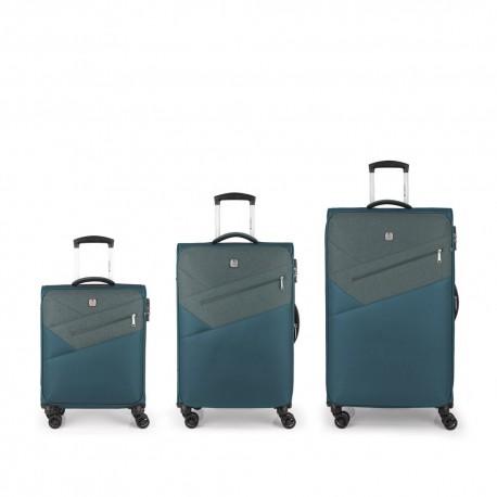 گابل Gabol ست سه تایی چمدان نرم Mailer